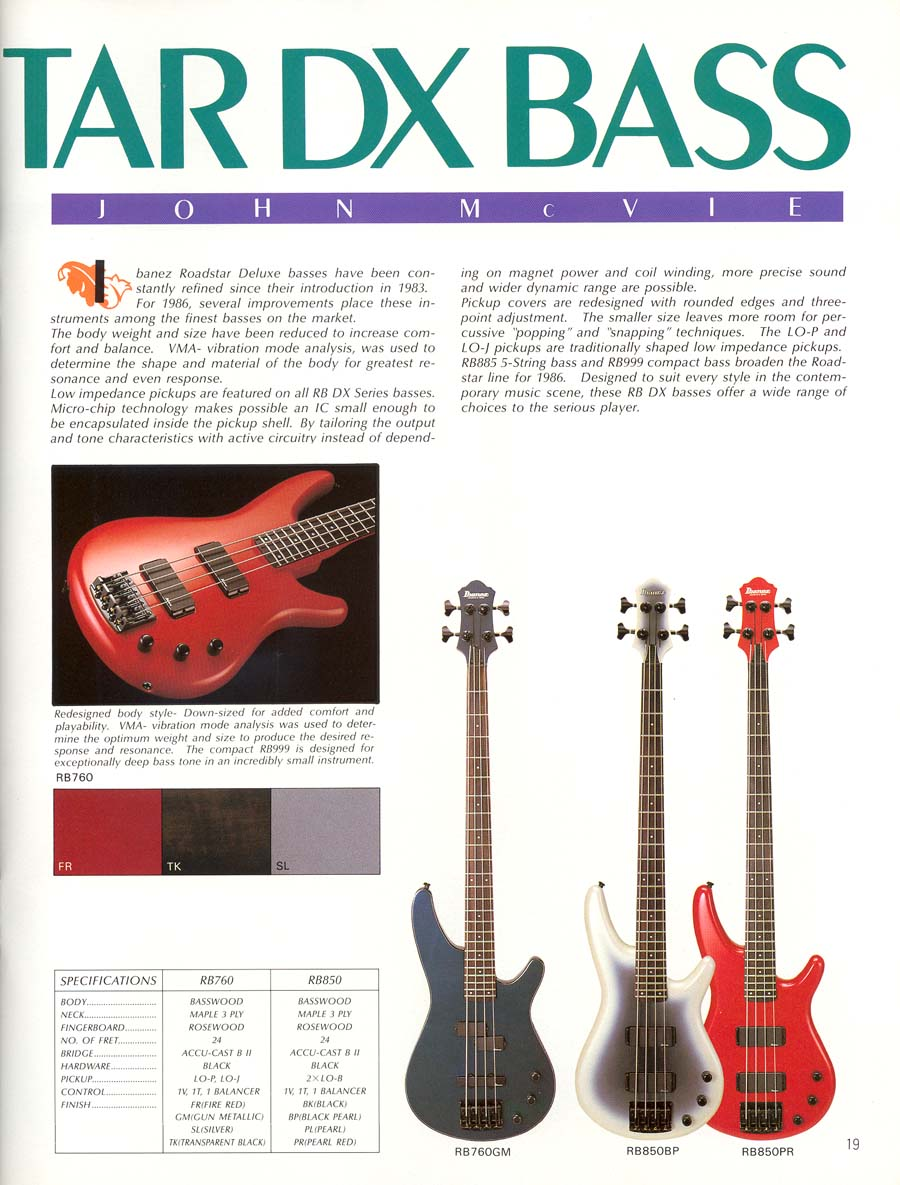 Ibanez Roadstar Ii Bass Schematic Best Electrical Circuit Wiring Diagram Anyone Know Much About Them Guitars Rh Basschat Co Uk 1983